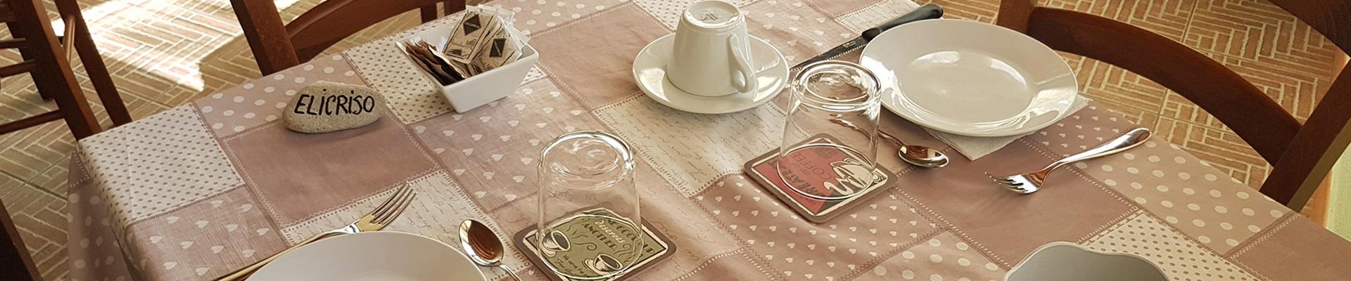 Bed & Breakfast Pintadera - Alghero - Colazione